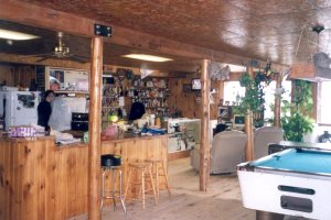 Lodge at New Leech Lake Campground